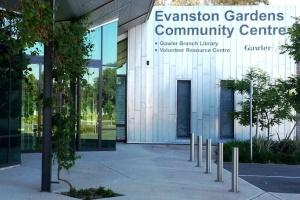 Evanston Gardens Branch Library
